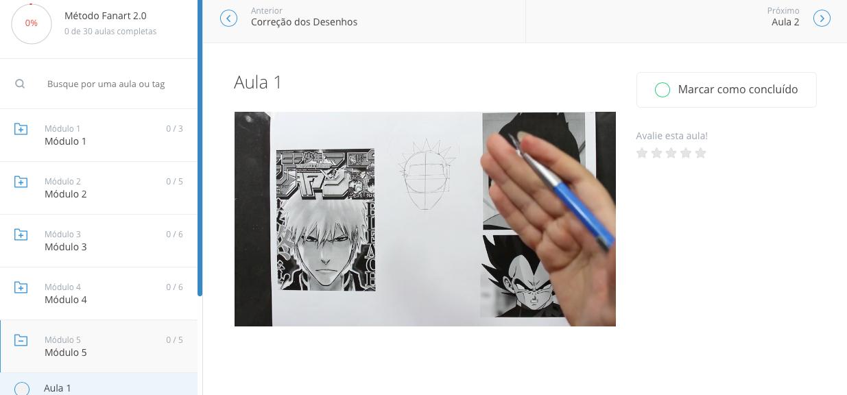 cabelos - CURSO DE DESENHO MÉTODO FAN ART irá te ensinar a desenhar o seu personagem favorito de Anime/Manga