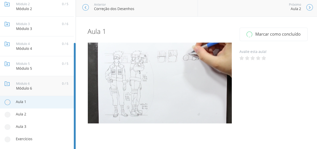 Video desenhe seus personagens favoritos mtodo fan art mos e ps perfeitos do seu personagem ccuart Choice Image